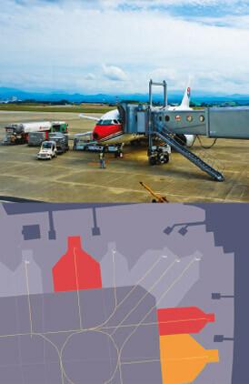 NG Aime - Manage Aircraft Stands